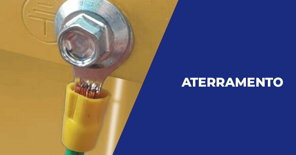 Aterramento em sistema de detecção e alarme de incêndio: mais segurança para você!